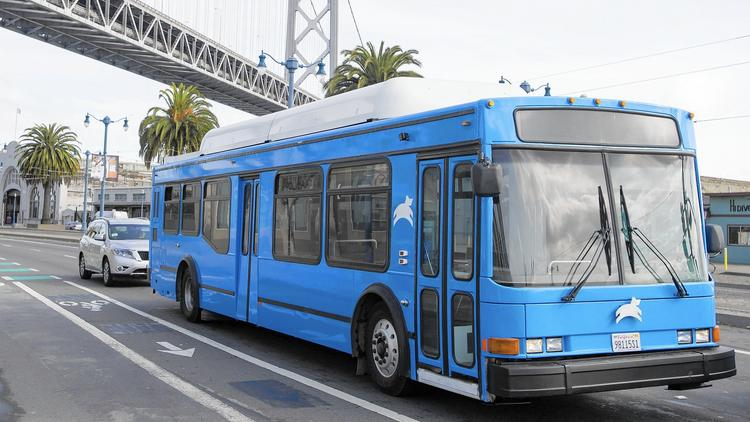 Start-ups offer Bay Area travelers alternative to crowded bus system (via The Los Angeles Times)