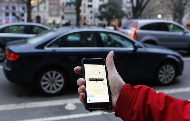 Quinn: Imagine an Uber Future That's also Good for Workers