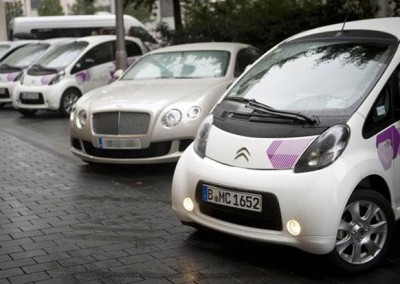 Germany, World Champion in Car-Sharing