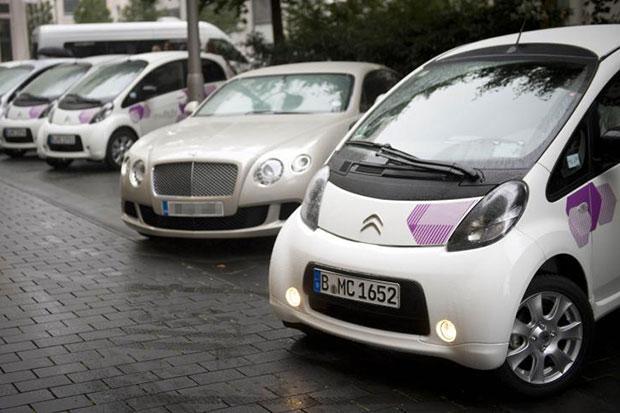 Germany, World Champion in Car-Sharing