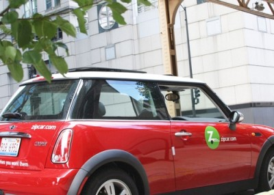 Study Finds Zipcar Membership Reduces Personal Car Ownership