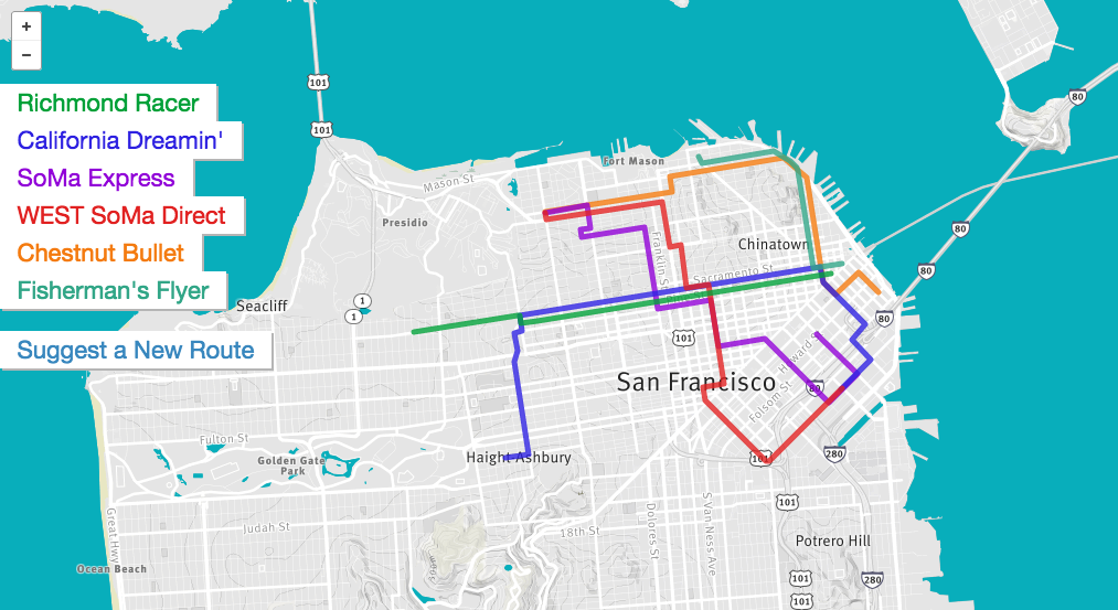 These startups want to do for buses what Uber did for taxi rides