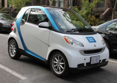 Levine's Car2Go Bill Needs Cold Hard Data on Company's Traffic Impact