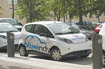 BlueIndy faces challenges in quest for wide adoption