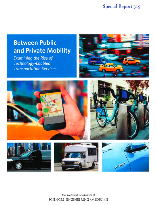 Catching Up with the Rapidly Transforming Transportation Landscape