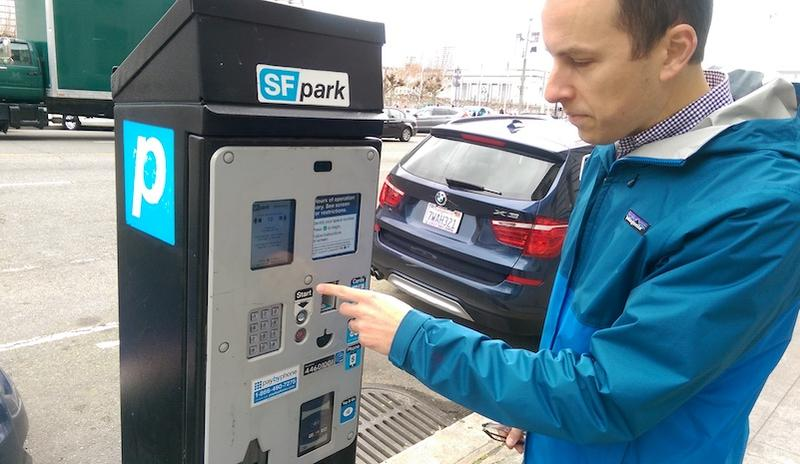 Rates at some San Francisco parking meters could climb to $8 an hour — automatically