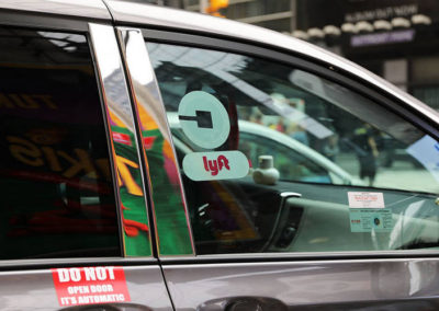 Uber and Lyft are driving toward IPOs
