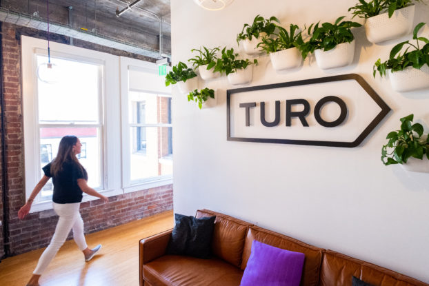 Car Sharing Service Turo Relies on Data to Get Ahead in Crowded Rental Market