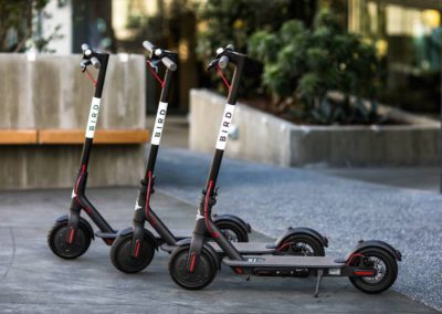 Scooter Startups Roll Into Trouble as Cities Slow Their Expansion