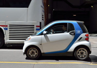 Carsharing Service ShareNow Has Left D.C. What Could Come Next?