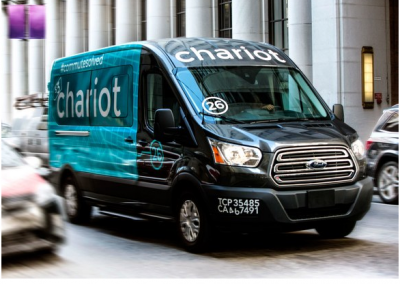 Chariot is Suspended in San Francisco, and the Transportation Biz is Still Hard