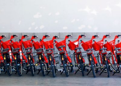 Uber Acquires the Bike Share Company JUMP