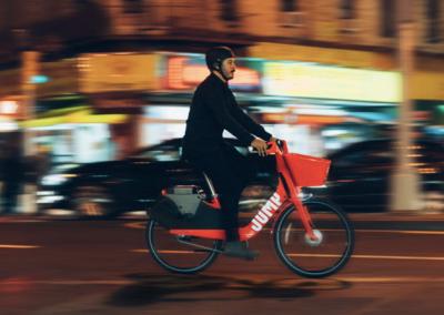 Why Uber is buying e-bike sharing startup Jump Bikes