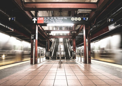How Will Public Transit Survive the COVID-19 Crisis?