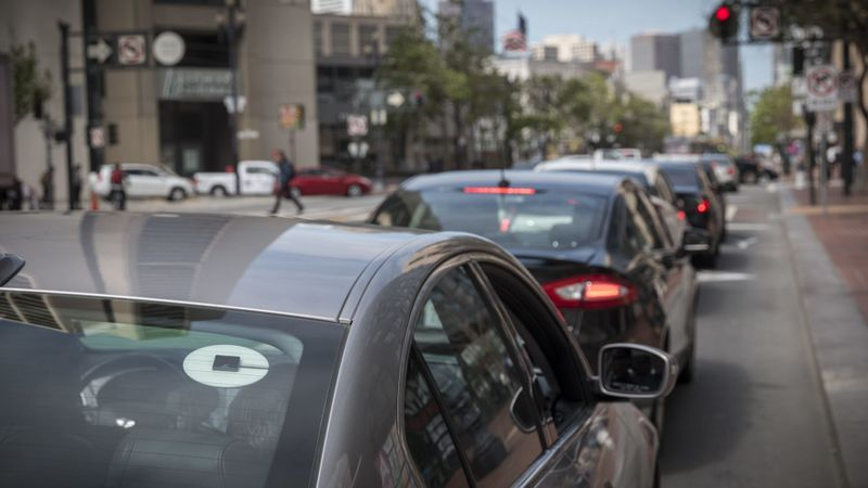 Uber and Lyft have made San Francisco's traffic much worse, study says