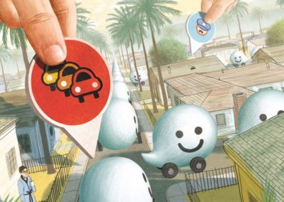 Waze Hijacked L.A. in the Name of Convenience. Can Anyone Put the Genie Back in the Bottle?